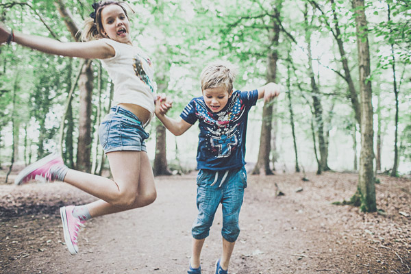 Family photography in Alderley Edge (Dean, Julia, Max + Bruno)