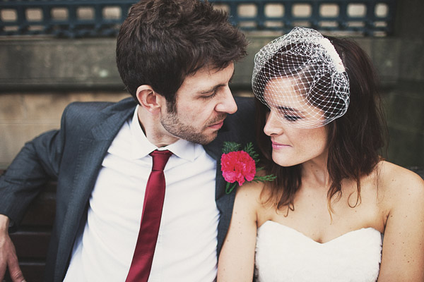 Manchester Town Hall + Deaf Institute wedding photography (Sophie + Chris)