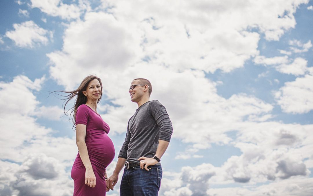 Maternity photography in London {Nik + Troy}