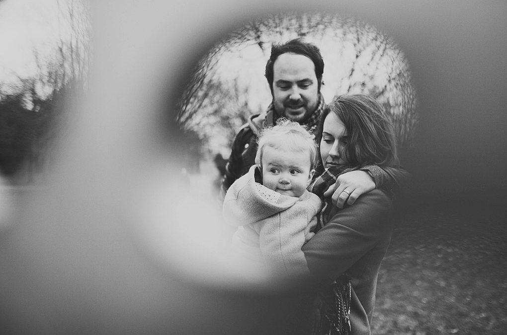 Yorkshire Sculpture Park family photography (Laura, Matt + Liv)