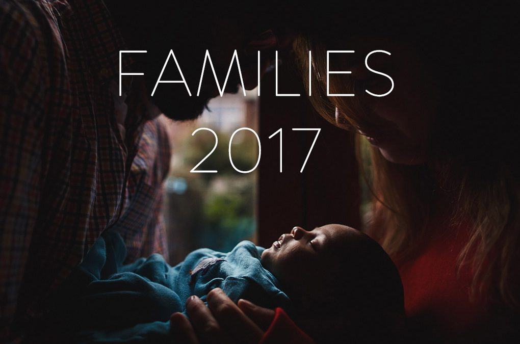 My 2017: families