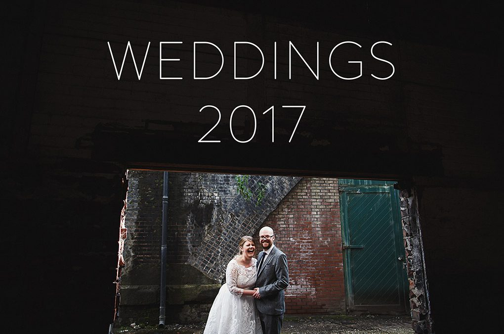 My 2017: weddings
