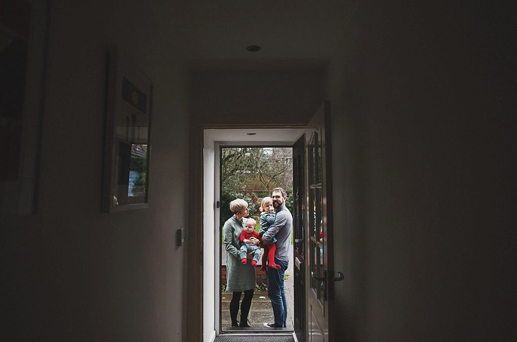 Chorlton Manchester family photographer {Rachel, Chris, Alice + Thomas}
