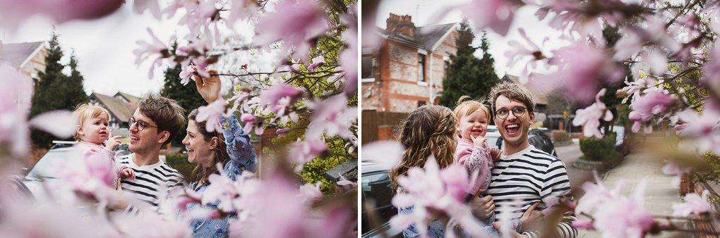 spring family shoot