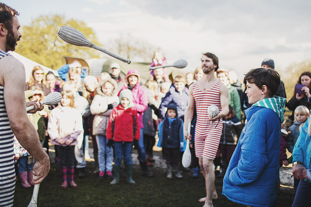 Festivals with kids