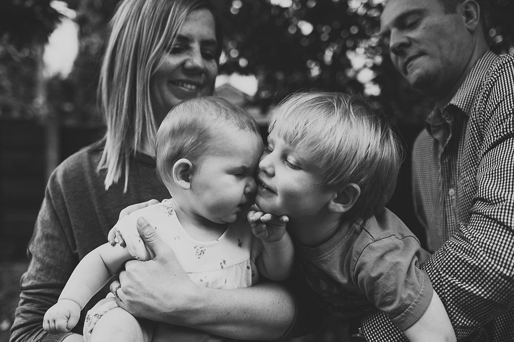 summer family shoot