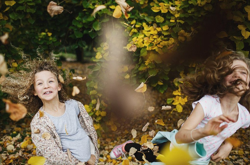 Leamington Spa family photographer {Isabelle + Camilla}