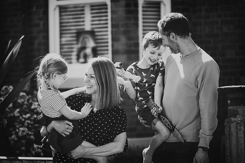 Urmston family photographer