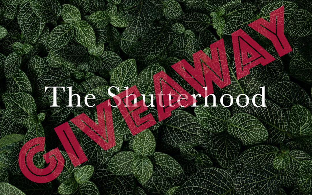 Shutterhood New Year giveaway!